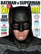 Batman v Superman Dawn of Justice - Entertainment Weekly Cover Batman