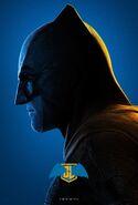 Justice League Batman Charakterposter 2