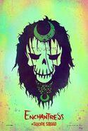 Suicide Squad Charakterposter Enchantress