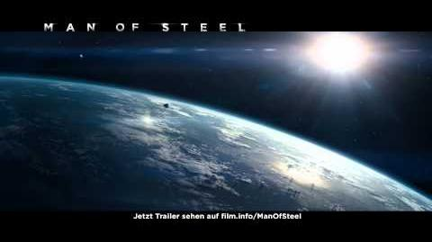 MAN OF STEEL - TV Spot Monster 30 deutsch HD
