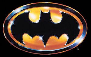 Batman Burtonverse Logo