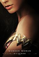 Wonder Woman deutsches Kinoposter 6