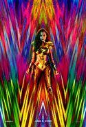 Wonder Woman 1984 Teaserposter 2