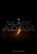 Black Adam DC Fandome-Poster
