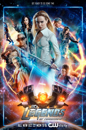 Legends of Tomorrow Staffel 4