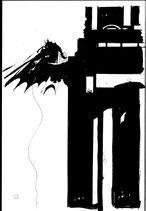 Batman Begins Konzeptzeichnung 11
