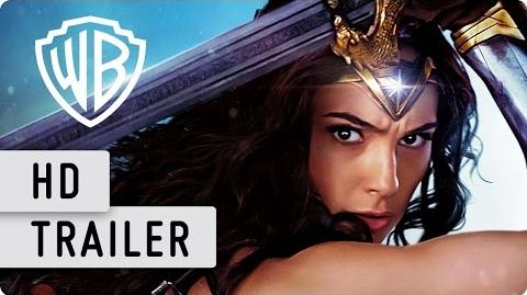 WONDER WOMAN - Trailer 5 Deutsch HD German (2017)