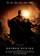 Batman Begins Kinoposter 3