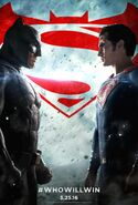 Batman v Superman Dawn of Justice Zweites Poster