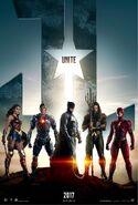 Justice League deutsches Teaserposter 2