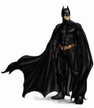 Batman Begins Konzeptzeichnung 2