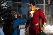Shazam! Entertainment Weekly Bild 2