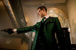 G - How the Riddler Got His Name