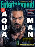 Aquaman Entertainment Weekly Cover 2