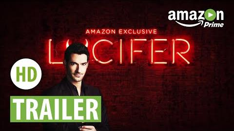 LUCIFER Trailer Deutsch – Staffel 1 AMAZON EXCLUSIVE Serie