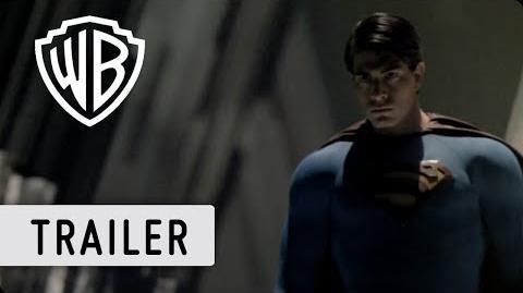 SUPERMAN RETURNS - Trailer Deutsch German-0