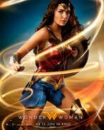 Wonder Woman deutsches Kinopster 4
