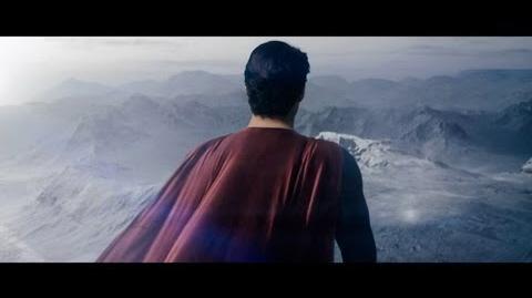 Man of Steel - Trailer Englisch