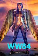 Wonder Woman 1984 Teaserposter 3
