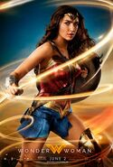 Wonder Woman Kinoposter 4