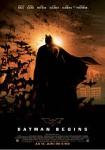 Batman Begins Kinoposter 2