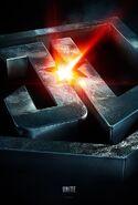Justice League deutsches Teasterposter