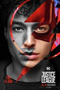 Justice League Flash Charakterposter 4