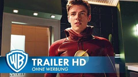THE FLASH Staffel 3 - Trailer Deutsch HD German (2017)