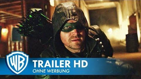 ARROW Staffel 6 - Trailer 1 Deutsch HD German (2018)