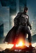 Justice League Batman Charakterposter