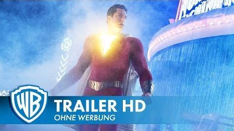 SHAZAM! - Offizieller Trailer 2 Deutsch HD German (2019)