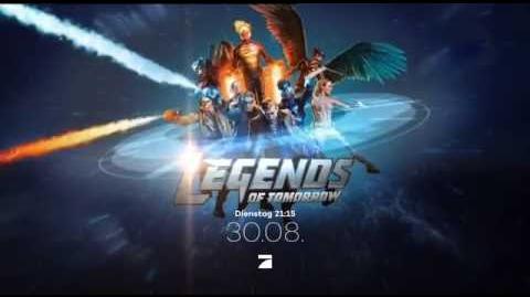 DC's Legends of Tomorrow - Season 1 German Trailer ProSieben-0