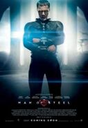 Man of Steel - General Zod Charakterposter