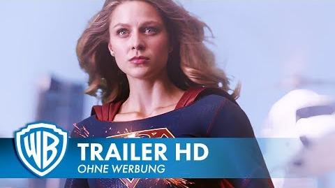 SUPERGIRL Staffel 2 - Trailer Deutsch HD German (2017)