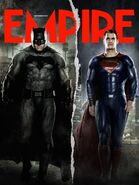 Batman V Superman Empire Cover 2