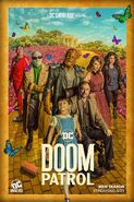 Doom Patrol Staffel 2