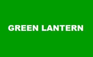 Green Lantern Ankündigungsbild