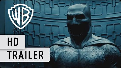BATMAN V SUPERMAN DAWN OF JUSTICE - Comic Con Trailer Deutsch HD German