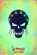 Suicide Squad Charakterposter Slipknot
