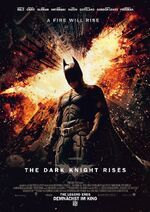 The Dark Knight Rises deutsches Filmposter