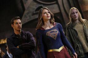 S - Supergirl Lives