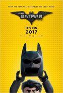The Lego Batman Movie Teaserposter 2