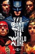 Justice League Teaserposter 3