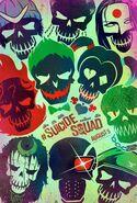 Suicide Squad Filmposter
