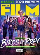 Birds of Prey Total Film Cover 1