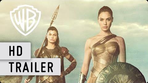 WONDER WOMAN - Comic-Con Trailer Deutsch HD German (2016)