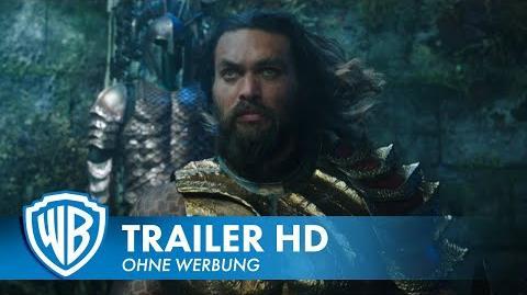 AQUAMAN - Offizieller Trailer 1 Deutsch HD German (2018)-0