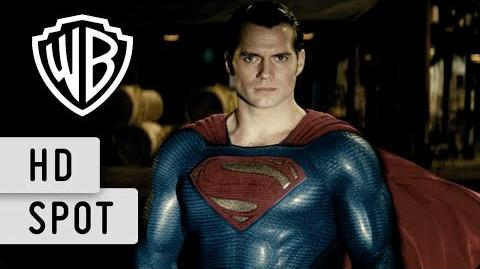 BATMAN V SUPERMAN DAWN OF JUSTICE - Spot 3 Deutsch HD German