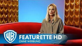 BIRDS OF PREY - Featurette THE EMANCIPATION OF HARLEY QUINN Deutsch HD German (2020)