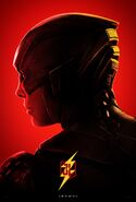 Justice League Flash Charakterposter 2